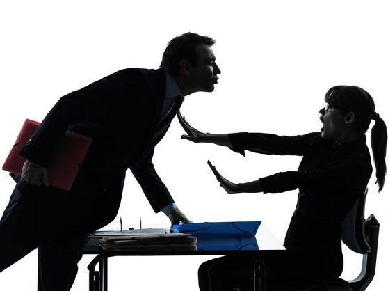 Harcèlement sexuel au travail parole aux victimes
